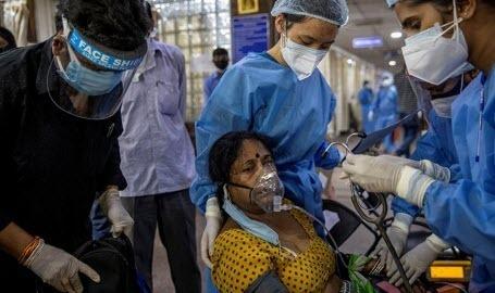 ВОЗ назвала индийский штамм коронавируса новой глобальной угрозой