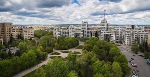Харьков летом 1974 года - часть 2