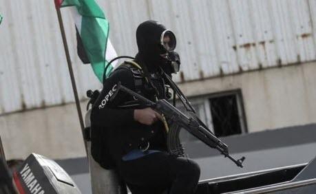 Израиль нанес удар по подводной лодке ХАМАС у берегов сектора Газа