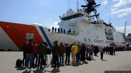 США сподівається на продовження співпраці з Україною на морі