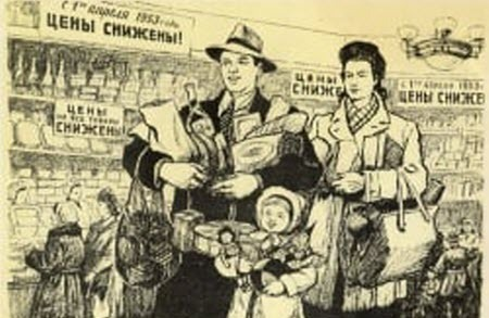 Исторический ликбез: «Снижение цен»