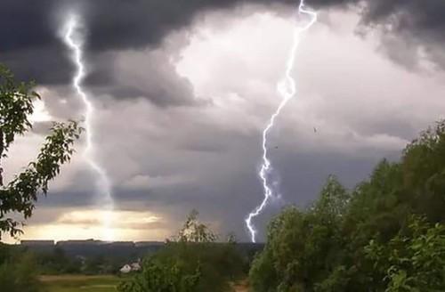 Прогноз погоди в Україні на 12 червня 2021 року