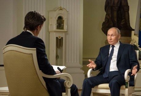 Интервью NBC с Путиным: «Господин президент, вы убийца?»