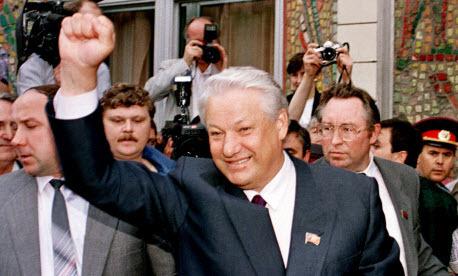 Der Spiegel: Взлет и падение Бориса Ельцина