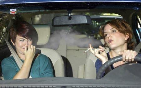 Проблема куріння для оточуючих: де можна курити, а де не можна. Хто і як штрафує!