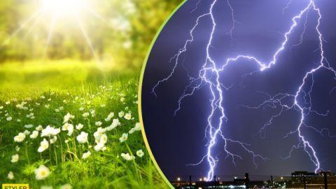 Прогноз погоди в Україні на 16 червня 2021 року