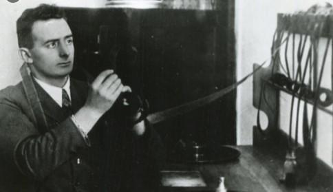 100 Великих діячів культури України - Театр та кіно Вертов Дзиґа (Кауфман Давид Абелевич) (1896-1954 рр.)