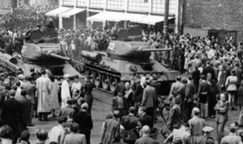 """Исторический ликбез: «Первое восстание в """"советском лагере""""»"""