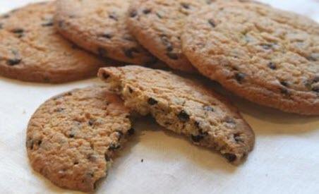 """Бабусині страви: """"Печиво з шоколадними крихтами"""""""