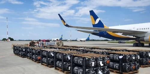 США надали Україні військову допомогу у 2021 році на $275 мільйонів