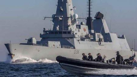 """""""Британский эсминец HMS Defender проходил через украинские воды в Крыму"""" - Борис Джонсон"""