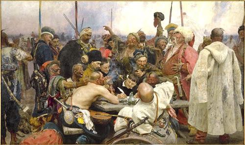 100 Великих постатей і подій козацької України - Міжнародне визнання українського козацтва