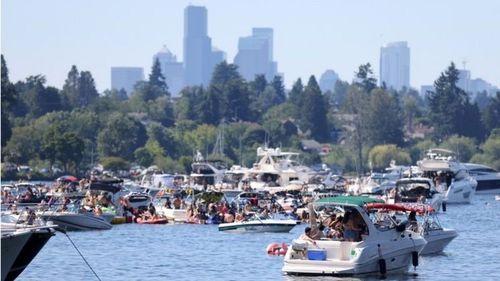 В Канаде небывалая жара, побившая все рекорды