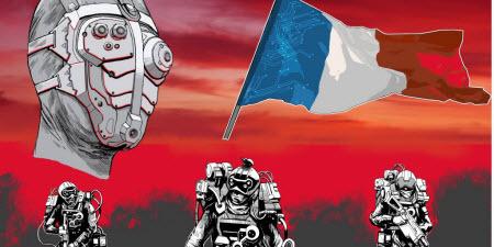 Le Monde: Как военные задействуют писателей-фантастов, чтобы предусмотреть угрозы будущего