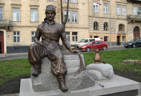 100 Великих постатей і подій козацької України - Подвиг Юрія Кульчицького та «козацька» кава