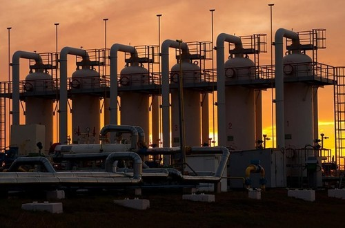 «Газпром» полностью остановил закачку газа в европейские хранилища
