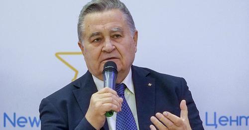 """""""Євген Марчук - державник і відсутність держави"""" - Віталій Портников"""