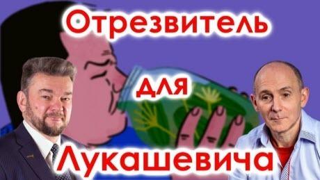"""""""Отрезвитель для Лукашевича"""" - Марк Солонин"""