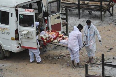 Ученые Израиля и Германии изучили данные о смертности во время пандемии в 100 странах
