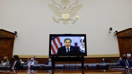 Блінкен заявив, що США будуть дотримуватись зобов'язань перед Україною