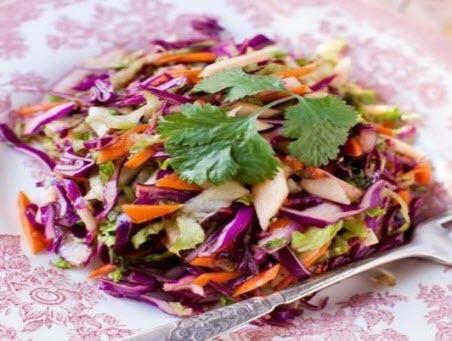 """Бабусині страви: """"Осінній вітамінний салат"""""""