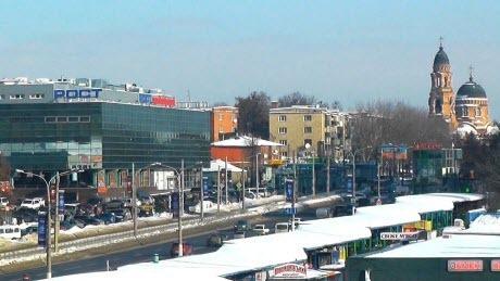 Как выглядит Холодная гора сегодня?! Улица Полтавский шлях в Харькове. Часть-2