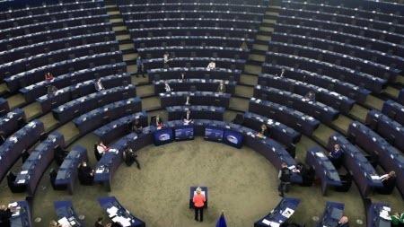 Європарламент закликає ЄС бути готовим до невизнанння російських виборів