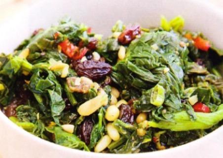 """Бабусині страви: """"Кисло-солодкий овочевий салат з чорносливом"""""""