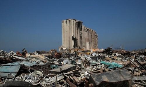 Расследование причин взрыва в порту Бейрута приостановлено из-за отстранения судьи